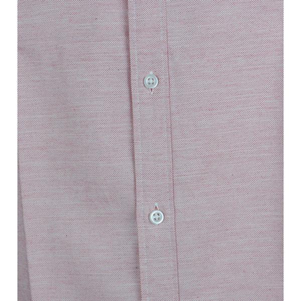 Brand's 806 Ανδρικό Πουκάμισο Ροζ 4