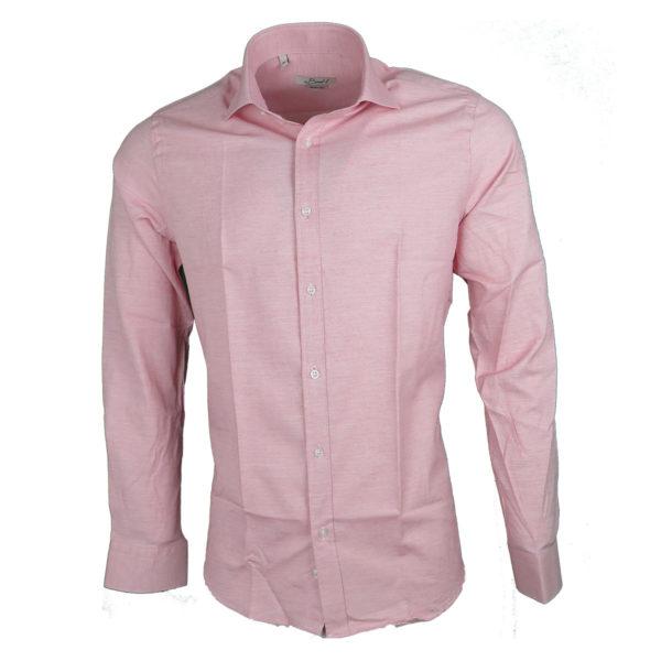 Brand's 806 Ανδρικό Πουκάμισο Ροζ 3