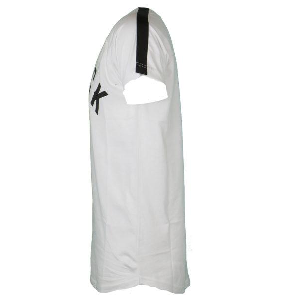 COTTON 4All 753 Ανδρικό Μπλουζάκι Λευκό 5