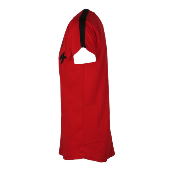 COTTON 4All 753 Ανδρικό Μπλουζάκι Κόκκινο 5