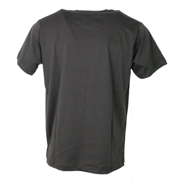 Everbest 19106 Ανδρικό Μπλουζάκι Γκρί Σκούρο 4