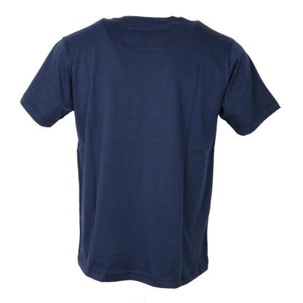 Everbest 19106 Ανδρικό Μπλουζάκι Μπλέ 4