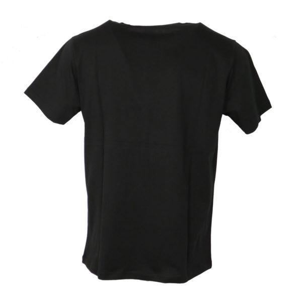 Everbest 19107 Ανδρικό Μπλουζάκι Μαύρο 4