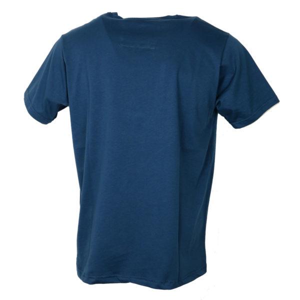 Everbest 19108 Ανδρικό Μπλουζάκι Ίντιγκο 5