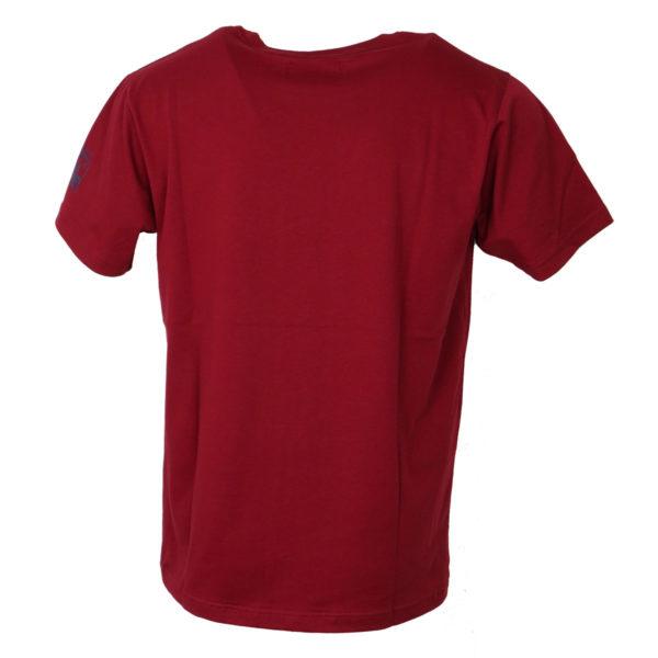Everbest 19112 Ανδρικό Μπλουζάκι Κόκκινο 4