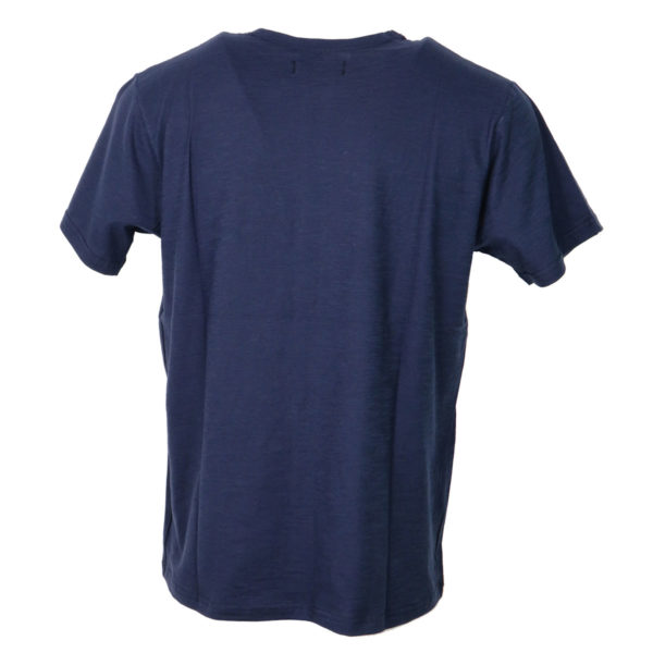 Everbest 19141 Ανδρικό Μπλουζάκι Μπλέ 5