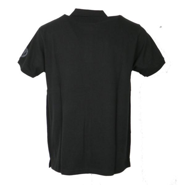 Everbest CS18533 Ανδρικό Μπλουζάκι Μαύρο 4