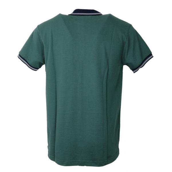 Everbest RS18534 Ανδρικό Μπλουζάκι Πράσινο 4