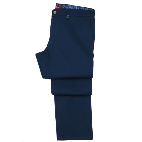 Hi Jack Γ5100 Ανδρικό Παντελόνι Ίντιγκο 3