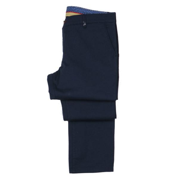 Hi Jack Γ5200 Ανδρικό Παντελόνι Μπλέ 3