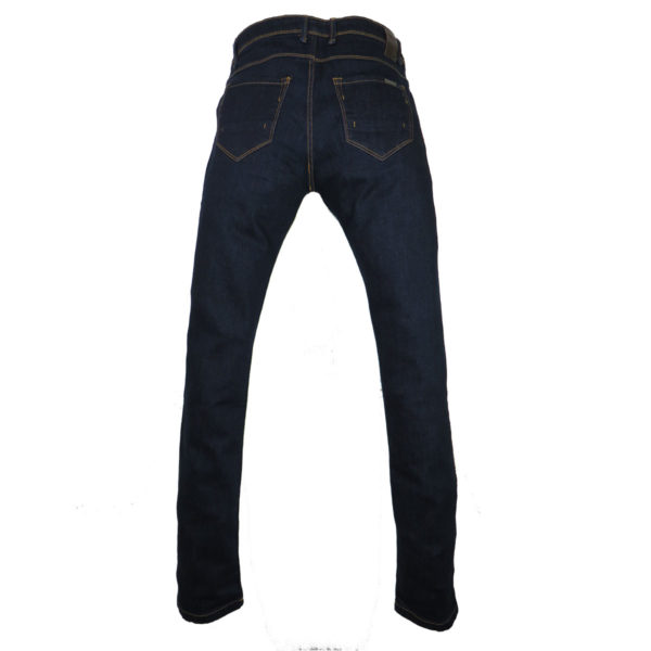 Italian Job J715152/S Ανδρικό Παντελόνι Μπλέ 4