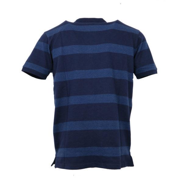 Gnious 27-300107 Ανδρικό Μπλουζάκι Μπλε 4