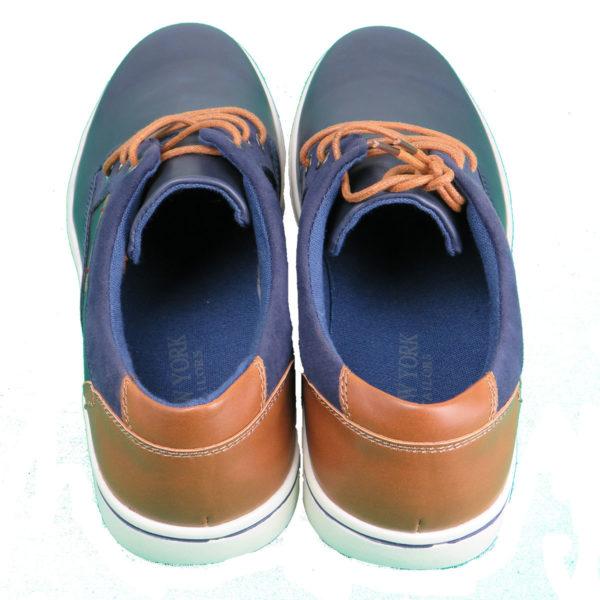 NEW YORK TAILORS 034.15 GABBY Ανδρικό Παπούτσι Μπλε 4
