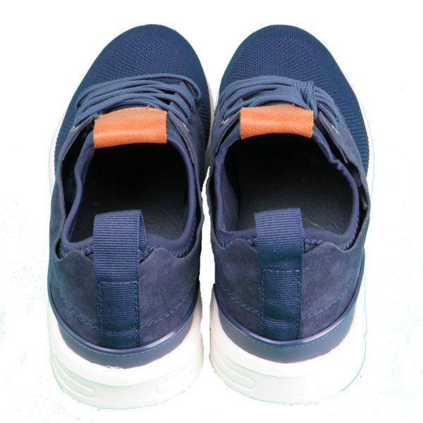 NEW YORK TAILORS 034.15 PACO Ανδρικό Παπούτσι Μπλε 4