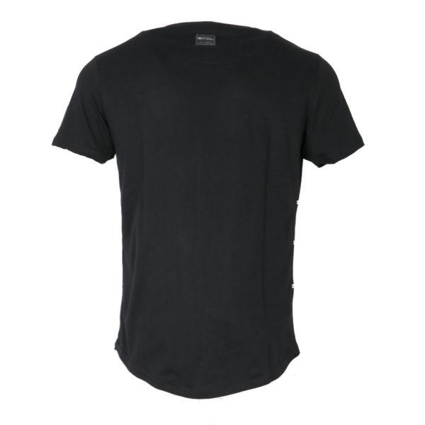 So Fashion 79102 Ανδρικό Μπλουζάκι Μαύρο 4