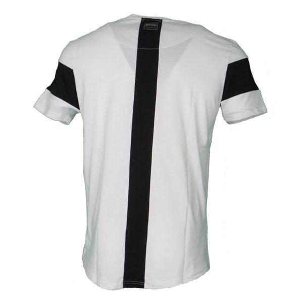 So Fashion 79106 Ανδρικό Μπλουζάκι Λευκό 4