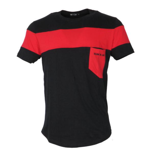 So Fashion 79106 Ανδρικό Μπλουζάκι Μαύρο 3