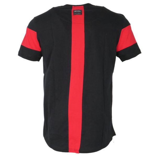 So Fashion 79106 Ανδρικό Μπλουζάκι Μαύρο 4