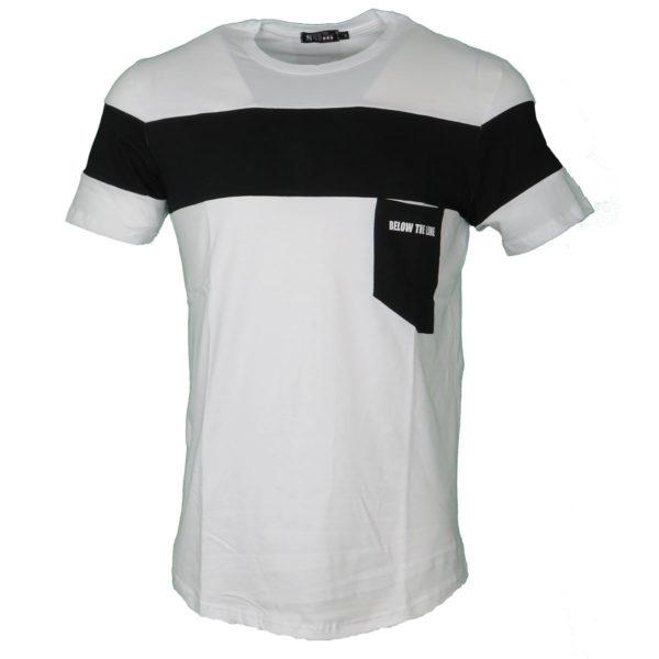 So Fashion 79106 Ανδρικό Μπλουζάκι Λευκό 3