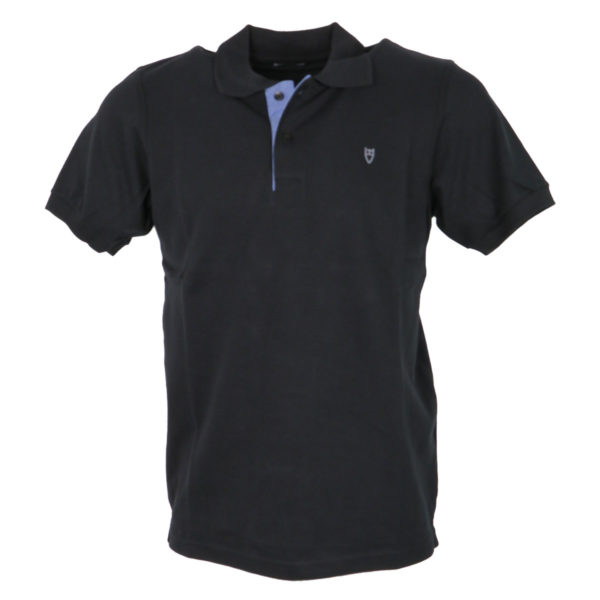 Unique 401 Ανδρικό Μπλουζάκι Μαύρο 3