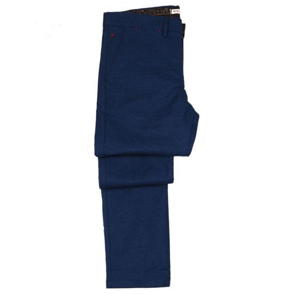 Brand's 1100 Ανδρικό Παντελόνι Μπλε Ανοιχτό 4