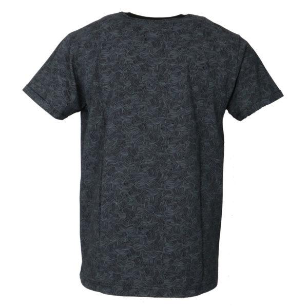 Everbest 19102 Ανδρικό Μπλουζάκι Μαύρο 4