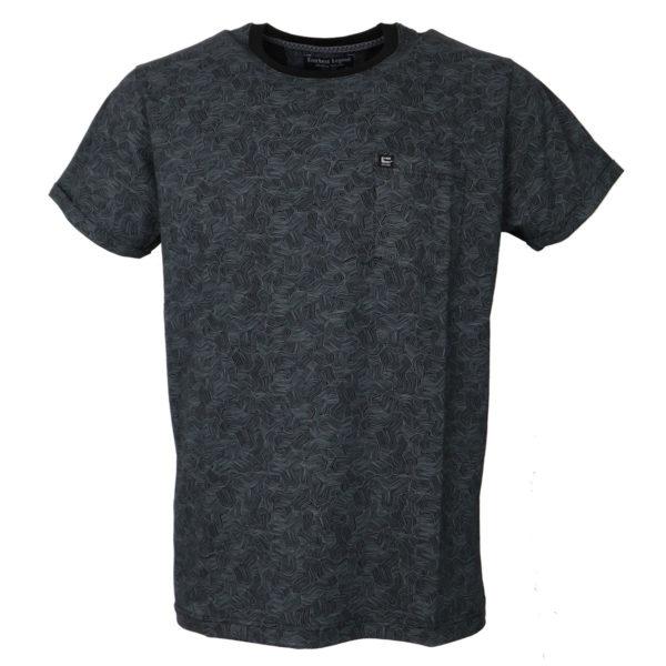 Everbest 19102 Ανδρικό Μπλουζάκι Μαύρο 3