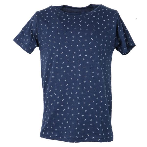 Everbest 19202 Ανδρικό Μπλουζάκι Μπλε 3