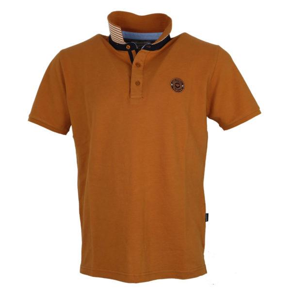 Side Effect 157 Ανδρικό Μπλουζάκι Πορτοκαλί 3