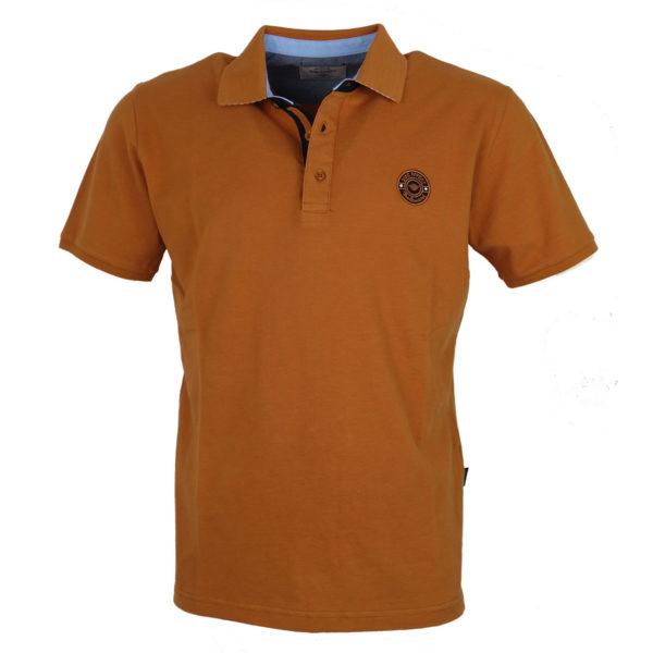 Side Effect 157 Ανδρικό Μπλουζάκι Πορτοκαλί 4