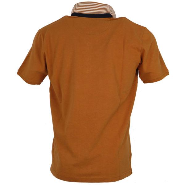 Side Effect 157 Ανδρικό Μπλουζάκι Πορτοκαλί 5