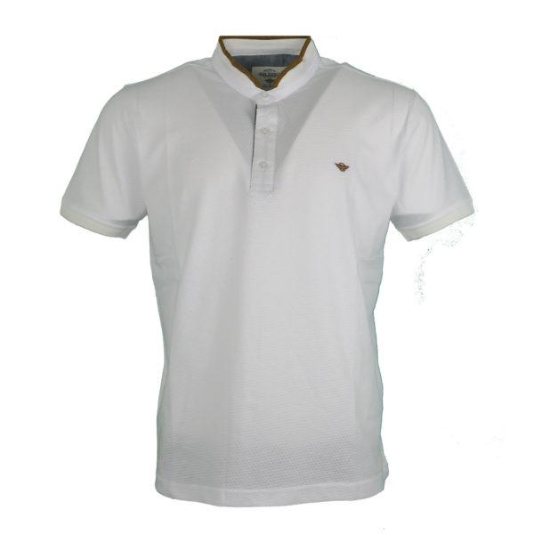 Side Effect 304 Ανδρικό Μπλουζάκι Λευκό 4