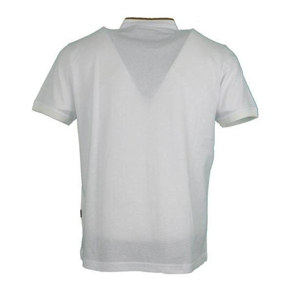 Side Effect 304 Ανδρικό Μπλουζάκι Λευκό 5