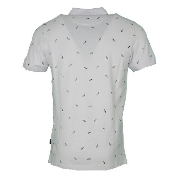 Tiffosi 10026250-001 Ανδρικό Μπλουζάκι Λευκό 4