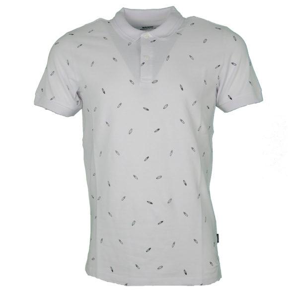 Tiffosi 10026250-001 Ανδρικό Μπλουζάκι Λευκό 3