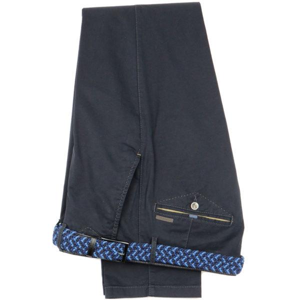 Sunwill 12368-7379 Color 405B Ανδρικό Παντελόνι Μπλε Σκούρο 3