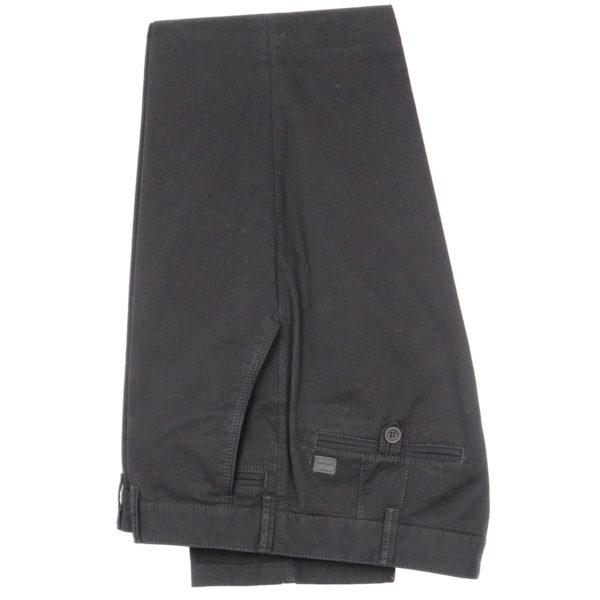 Sunwill 3117-4451 Color 100 Ανδρικό Παντελόνι Μαύρο 3