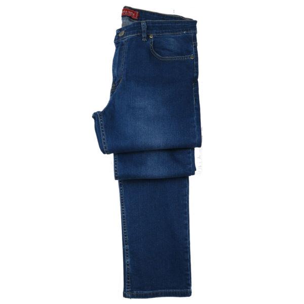 Disawere 2019 Ανδρικό Παντελόνι Μπλε Ανοιχτό 3