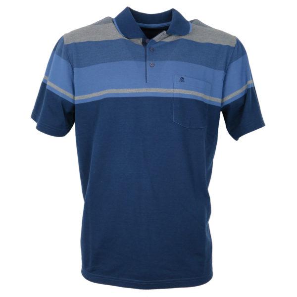 Ragazzi 16YP22213-002 Ανδρική Μπλούζα Μπλε Σκούρο 3