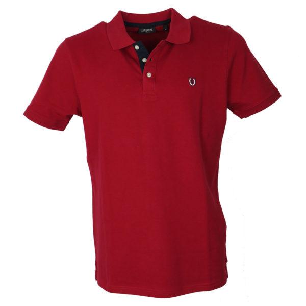 Pre End 27-100244 Melias 4018 Ανδρικό Μπλουζάκι Κόκκινο 3