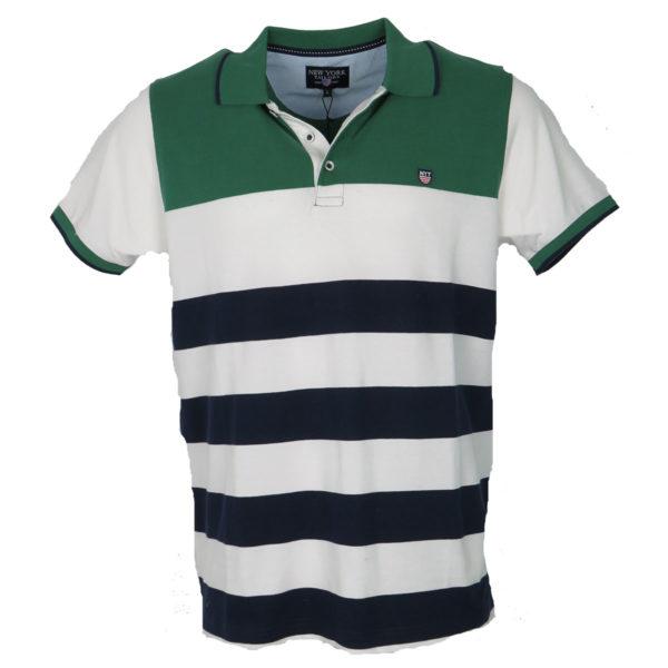 NEW YORK TAILORS 011.13 REGATTA Ανδρικό Μπλουζάκι Πράσινο 3