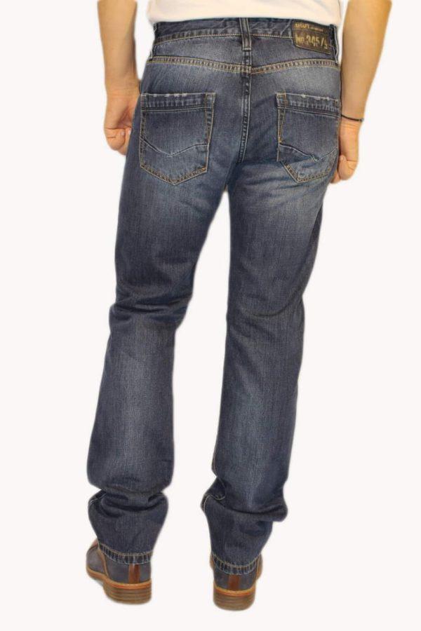 SHAFT M863 Ανδρικό Παντελόνι Μπλε 4