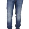 SHAFT M863 Ανδρικό Παντελόνι Μπλε 2