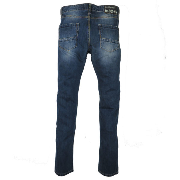 SHAFT DM770 Ανδρικό Παντελόνι Μπλε 4