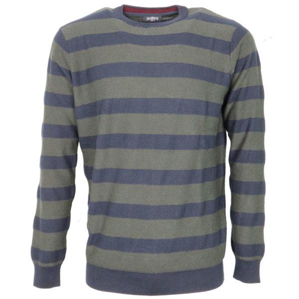 Pre End 21-100407 5052 Ανδρικό Μπλουζάκι Πράσινο 3
