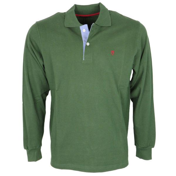 UNIQUE 401 Ανδρικό Μπλουζάκι Πράσινο 3