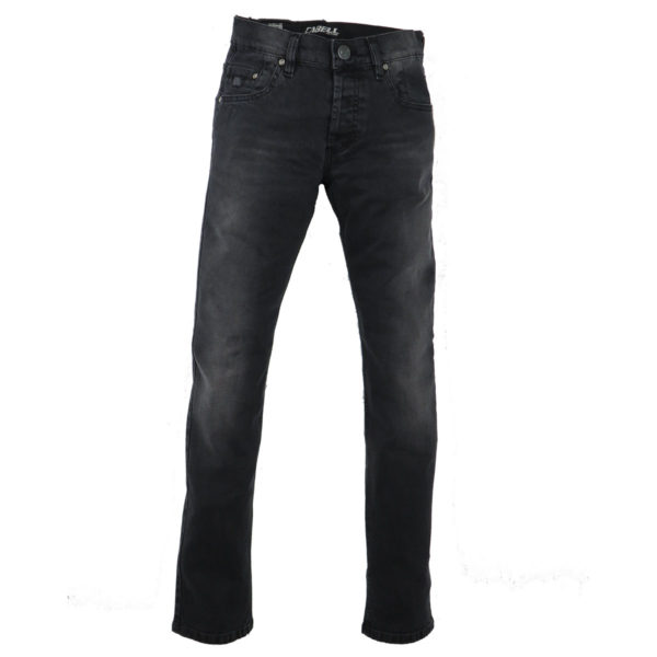 CABELL 339.8F Ανδρικό Παντελόνι Μαύρο 3