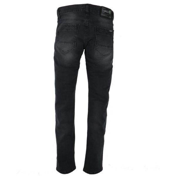 CABELL 339.8F Ανδρικό Παντελόνι Μαύρο 6