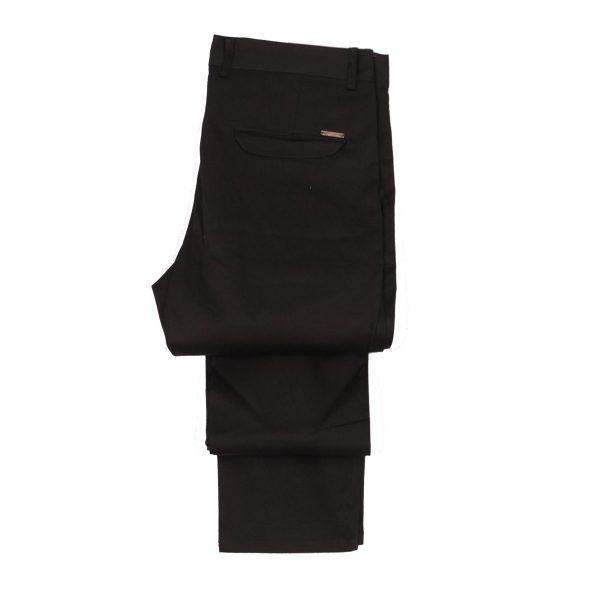 ENDESON 800 Ανδρικό Παντελόνι Μαύρο 3