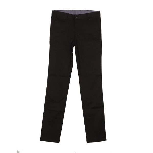 ENDESON 800 Ανδρικό Παντελόνι Μαύρο 5